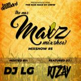 Mas Maiz Mixshow (#5) Featuring DJ Zay