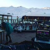 Pool Party cerveza corona piscina hotel Valle Nevado 07/08/2016 Part l