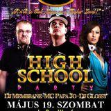 02. UNIV HighSchool Party - Peaches & Cream - 2012.05.19. - Mc PapaJo, Membrane, Glossy