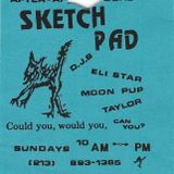 Taylor at Sketchpad Live Birthday Day set on August 21st 1994