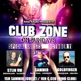 Club zone #27 DJ C.ced 11-10-2015 127 bpm