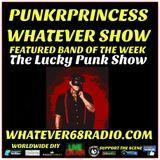 PunkrPrincess Whatever Show worldwide recorded live 9/24/16 on whatever68radio.com