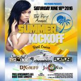 Summer Kickoff Boatcruise Promo Cd