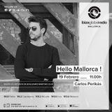 CARLOS PERIKÁS @ IBIZA GLOBAL RADIO MALLORCA 26-2-18