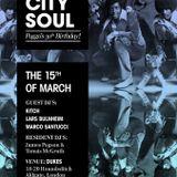 Inner City Soul: A London Soul Club (Mix #2 - Jan2014)