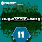Herudor @ Music of the Geeks #011