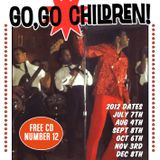 Go, Go Children Mix CD 12 - compiled by DJ Dean and John Stapleton, July 2012