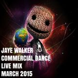 COMMERCIAL LIVE DANCE MIX 2015