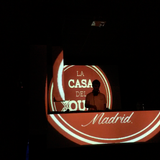 Sergio Bifeis @ La Casa Del House (Café La Palma, 11-12-15)