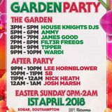 DJ T!PPER - TIME TUNNEL EASTER GARDEN PARTY 2018