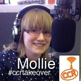 Mollie - 31/03/14 - #CCRtakeover @CCRDrivetime - Chelmsford Community Radio