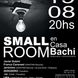 UMA @ Small Room en Casa Bachi (19-08-2017)
