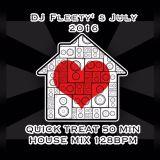 DJ Fleety's July 2016 QUICK TREAT 50 MIN HOUSE MIX.128.4BPM.mp3(70.2MB)