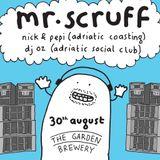 2019-08-30 - Mr Scruff @ The Garden Brewery, Zagreb