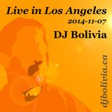DJ Bolivia - Live in Los Angeles
