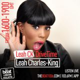 #LeahCKDriveTime with @LeahCharlesKing #TheUberBan [22.09.2017 1600-1900 GMT]