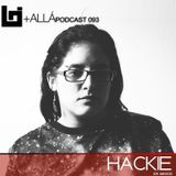 B+allá Podcast 093 Hackie