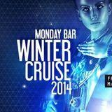 Tim.Win @ Monday Bar Winter Cruise 2014 - HomeGrown Floor