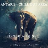ED2000 Chill Out Area Antaris 2018