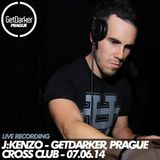 J:Kenzo - Recorded Live at GetDarker at Cross Club, Prague - 07/06/14