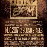 Dj Clash Live @ Hard BPM Festival (14.10.2017)