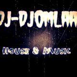 Dj-Djomlaa - House & Music & Part .3. 2012