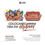 SÉRIE COLOCANDO MINHA VIDA EM ORDEM - VENCENDO A ANSIEDADE  PR. DOUGLAS SANTOS