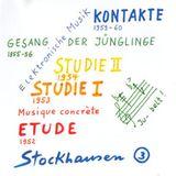 Oscillations Radio Show #16 - Karlheinz Stockhausen