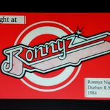 Ronnyz Night Club - Non-Stop Mix (1984-1985) Durban South Africa Hi-NRG Italo Disco 80s