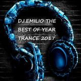 DJ.EMILIO THE BEST OF YEAR TRANCE 2017