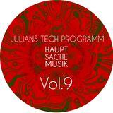 Rautemusik Techhouse Julians Tech Programm Vol.9