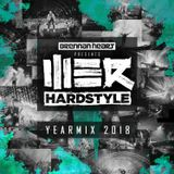 Brennan Heart presents WE R Hardstyle Yearmix 2018