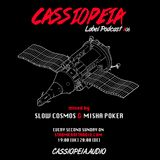 CASSIOPEIA Label Podcast #06 mixed by Slow Cosmos & Misha Poker
