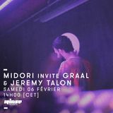 Midori Invite Graal & Jeremy Talon - 06 Février 2016