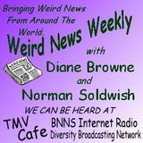 Weird News Weekly September 22 2016