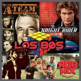 R.O.B Mix - Mix los 80's
