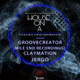 Groovecreator live (80's,90's Vintage & Soulful House Night) @ Black Rose  (House On A Party)