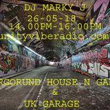Dj Marky J house n garage 260518