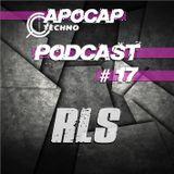 Apocap Podcast # 17 - with RLS