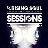 Rising Soul Sessions Guest Mix #010 - Alinep
