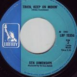 NORTHERN SOUL - TRAIN KEEP ON MOVING