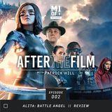 ATF: Alita: Battle Angel