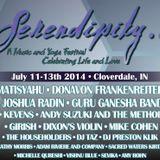 Serendipity Festival - DJ Taz Rashid 7-12-14
