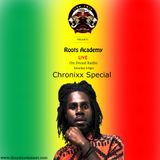 Roots Academy  08/07/17 Chronology Album on Dread Radio [Lion twin]