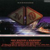DJ Zinc w/ MC Det & IC3 - One Nation/Warning - 31.3.00
