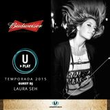 Laura Seh - Uplay - Urbana FM - Guest Mix 17-10-2015
