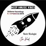 """Master Mixologist Joe Kool - Baikonur Recordings DJ Competition 2019"""