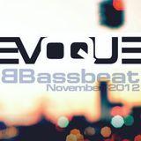 Evoque - Bassbeat podcast (November 2012)