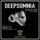 Deepsomnia with Alinep - Special Guest Mix: Daniel.FX - Nov 2017 -  www.inprogressradio.com