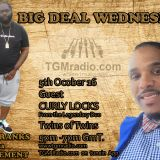 Big Deal Wednesdays Ft Twin Of Twins (Curly Loxx)